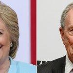 Michael Bloomberg to endorse Hillary Clinton in #DNCinPHL speech https://t.co/jksEDyEw8g https://t.co/TcYYWgl58u