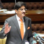 Syed Murad Ali Shah is one of the prominent and well educated politicians in #PPP and best choice as a New CM #Sindh https://t.co/igImd40fzl