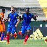 🇫🇷 La passe décisive de notre Nantais @Amine_000 pour Jean-Kévin Augustin, 1-0 dès la 6 pour les Bleuets ! #FRAITA https://t.co/DiOAq1X5dK