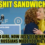 """Debbie Wasserman Shultz & Hillary """"Scumbag"""" Clinton need to pay for their corrupt deeds. #FakeDNCFacts #DNCinPHL https://t.co/SMNyFbvobp"""