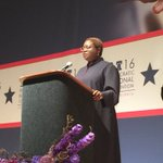 """""""When Democrats say, We The People, we mean ALL people."""" -Rev @LeahDaughtry #DemsInPhilly #StrongerTogether https://t.co/3sTd0kkbWs"""