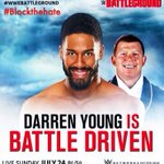 I am rooting for my bro @DarrenYoungWWE at tonights #WWEBattleground PPV, LIVE on the @WWENetwork. #BlockTheHate https://t.co/LjMt7A6WdC