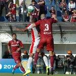 Intervalo no Centenário, Caxias 1 x 1 Inter-SC. Ícaro marcou e Gustavo empatou https://t.co/x9r02KydDO