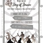 Its HERE - The #NewWest Day of Dance at @rivermrkt! Check out the event details https://t.co/N8LwTcZoi8 #dance https://t.co/74vIQZp7NF