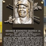 Welcome to @BaseballHall, Griffey! #JrHOF https://t.co/75q4sVpDWF