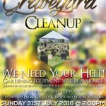 Cemetery cleanup in Bradford! Bismillah get together next Sunday for a much needed, great cause. https://t.co/12vCHOVdqg