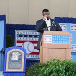 The Kid delivers another emotional speech. #HOFWKND https://t.co/zhc9TTlpx7