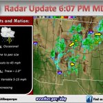 Thunderstorms and rainshowers over north central NM and the ABQ metro area. #nmwx https://t.co/S9EtwDfUUZ
