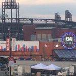 The CNN Grill in shadows of Citizens Bank Park in Philadelphia https://t.co/AiT5flZP7x