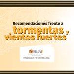 Ante pronóstico de depresión frontal (ciclón) al sur de #Uruguay, @sinae_oficial recomienda: https://t.co/uNG5I2tCc2 https://t.co/6cNbAURVx3