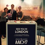 See you in #London 2017 for #AAICLondon #LondonIsOpen @alzassociation @London_CVB @ExCeLLondon https://t.co/t1QWCQiZbm