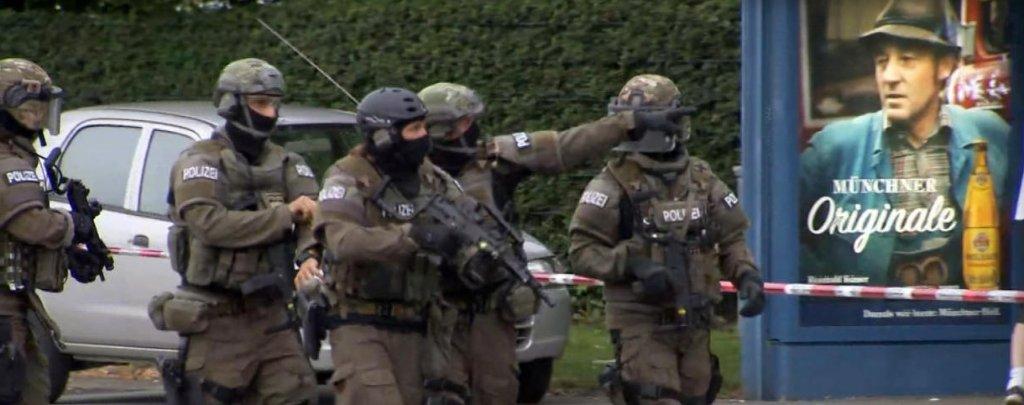 Munich shooter may have lured victims using social media