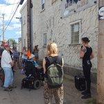 Walking Tour! #streetmeet2016 https://t.co/DJAmcPOF5y