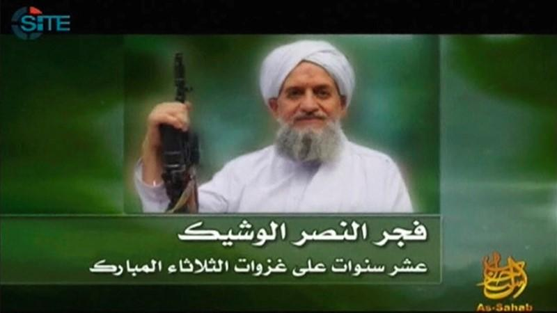 Al Qaeda chief urges kidnappings of Westerners for prisoner swaps: SITE