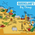 BLOG:  Big Things in Queensland Bucket List https://t.co/t9w67gdiFt  #thisisqueensland https://t.co/TnPbAdz3Sk
