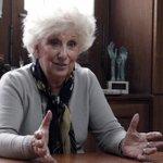 """Estela de Carlotto dijo que """"no es amiga"""" de Cristina y admira a Mirtha Legrand https://t.co/5XNbwMXB3i https://t.co/FrXLJn6iW6"""