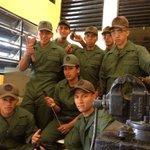 Primer Curso de Armeros realizado por los Alumnos de la P-103 de la @GNBEsgRamoVerde. #LealAlLegadoDeBolivar https://t.co/xX8Wh1fC02