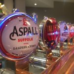 Our new selection of beers and ciders at the tower #blackpool #craft #beer @Aspall @brewdog https://t.co/qFTxzEkfYq