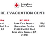 3 @RedCrossLA evacuation centers open for #SandFire. Download #redcross wildfire app: https://t.co/LxHNZrdGnq https://t.co/N4N7FuqLlu