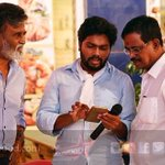 """""""We are interested in #Kabali sequel,"""" says @theVcreations Read here https://t.co/KJrjn6nTbn @beemji https://t.co/5gDRbdgtnj"""