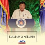 WATCH: #UNTVKaisaParaSaPagbabago, a SONA special coverage Simulcast: https://t.co/hutJWHeBMk | UNTV FB Live https://t.co/Bd43WeIdJU