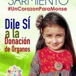 #UnCorazonParaMonse #difundir #TheVoiceChile #chile donar es dar vida #milagros si #BuenasNoches #FuerzaMonse https://t.co/Stx0hcVPMa