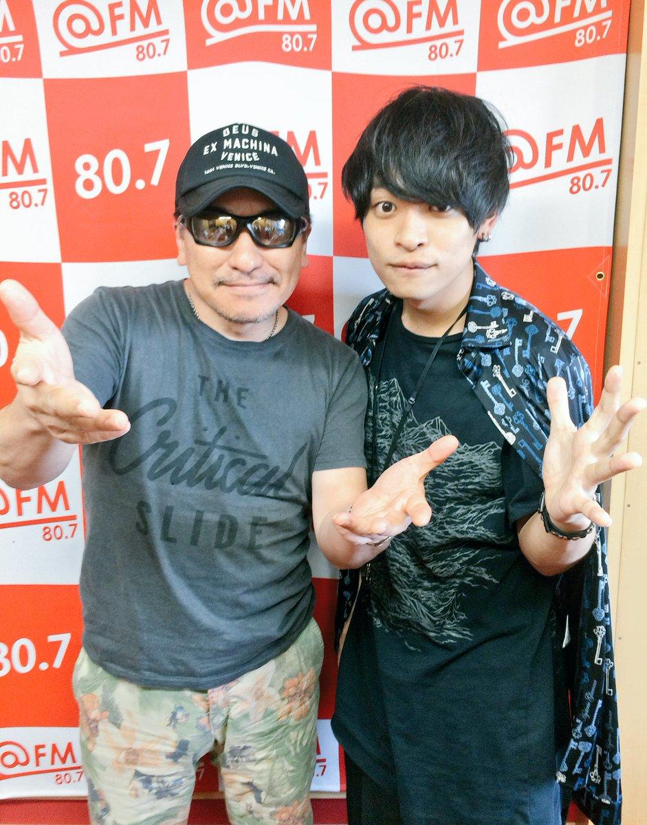 【出演終了!】  @FM「Radio Freaks」出演終了しました! 赤坂さん、お聞き頂いたみなさ…
