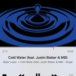 @MAJORLAZER @MOMOMOYOUTH @justinbieber   COLD WATER IS 🔥🔥🔥🔥 https://t.co/4AhQWF4wQF
