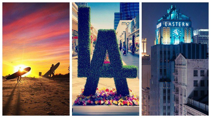 14 reasons why @Instagram will make you want to come to Los Angeles: https://t.co/7gFnZQBkwM https://t.co/TvUhAjaaOU