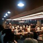 Senate opens its first session for the 17th Congress with Sen. Drilon presiding | via @adrianayalin #Du30SONA2016 https://t.co/NgNtfkwoaQ