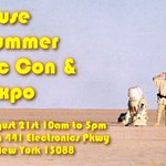 #Syracuse Hot Summer #ComicCon and Pop Expo Sunday August 21st https://t.co/YhLXSRVMmf https://t.co/0ScQ2R6lEm