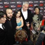 #PremiosPlatino Los ganadores de la película que arrasó en todos los rubros «EL ABRAZO DE LA SERPIENTE» https://t.co/LseeHCTtNj