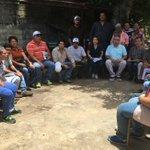 Temprano en #24Julio me reuní con los líderes de CGT #Monagas y luego con CEM de @ADemocratica; motivando el #RR https://t.co/30CVxRRid2