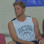 Coming up on #FOX11Tucson Sports @ 9:40 #Amphi hoops great #TimDerksen on his 4 years @USFDonsMBB #Tucson https://t.co/Kkm3YoPtkT