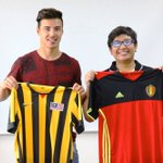 Should Dion Cools play for Malaysia or Belgium? RT - Malaysia Fav - Belgium https://t.co/Cvy1Q8nreI