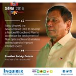 #PresidentDuterte on his directive for the newly-formed DICT. #SONADu30 More at: https://t.co/5Auvu4GsOu https://t.co/flXe6FXYQ8
