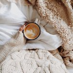 Where we would all much rather be on this cold, rainy Monday #empirecoffee #winter #rain #coffee #bed #cozy https://t.co/W6SEZRSMfe