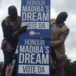 #DA Maimane unveiled the DAs new poster. Look here https://t.co/z86q0TeMOl