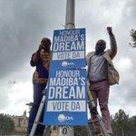 Honour Madibas dream! Vote DA - #VoteForChange https://t.co/3G8ttuweJ8