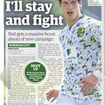 For any of the Norwich fans wondering what the big news was in the EDP, here it is. Timm Klose commits to #ncfc https://t.co/EgrK0TUTLs