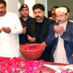 Do you know that after SMBBs martyrdom, Syed Qaim Ali Shah celebrates every Eid at Garhi Khuda Bakhsh. #ThankYouQAS https://t.co/zTq8WhA2S6