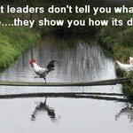Great Leaders Dont tell you what to do...!! #mondaymotivation https://t.co/45xKojculE