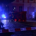 #Ansbach: Suicide bomber only person killed by explosion https://t.co/NcXsQjsweu https://t.co/LF081pKyPX
