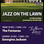 Follow @BudvarUK & RT by 10am today to win tickets to Jazz on the Lawn @Fulham_Palace. #jazz #london #livemusic https://t.co/bevUJexumd