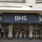 BHS Oxford Street this morning - all stores will close their doors by the 20th of August https://t.co/bbUH1cS2WN