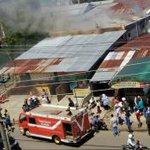 Kebakaran Depan Kampus Dehasen Diduga Karena Arus Pendek… https://t.co/5xAIAnVGRe | Seputar Bengkulu #Bengkulu https://t.co/fxCPiRqXv9