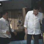 Pres. Duterte arrives at the Batasang Pambansa: #DuterteSONA #partnerforchange https://t.co/NTmXimbtXE