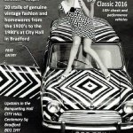 Our vintage fair comes to #Bradford City Hall on Sat 13 August - In conjunction with Bradford Classic car show. https://t.co/maAvkKopJz