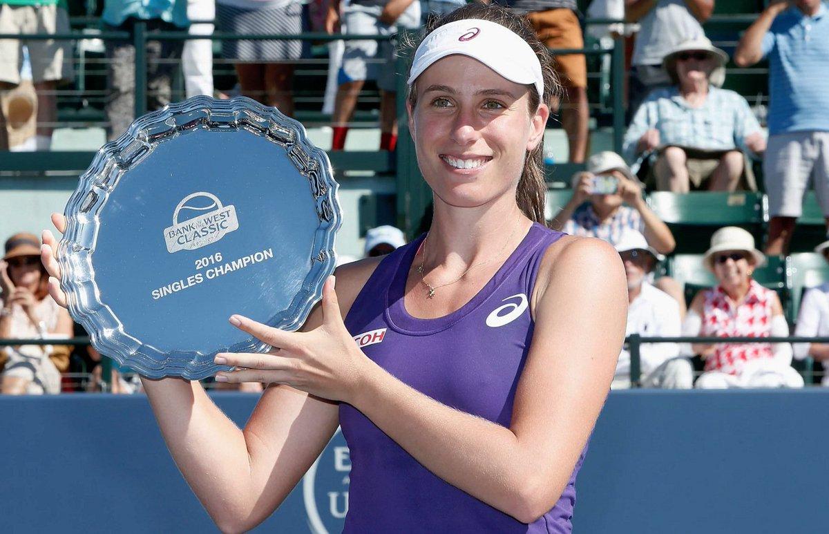 Primer título para Johanna Konta que evita el 50º de Venus Williams.