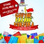 @jendpasirfan Last booth @ Walikota Jakarta Barat. 2-5 Aug. Hub DIENA: +62812-9605-0902 https://t.co/Y4h2J2gRN9
